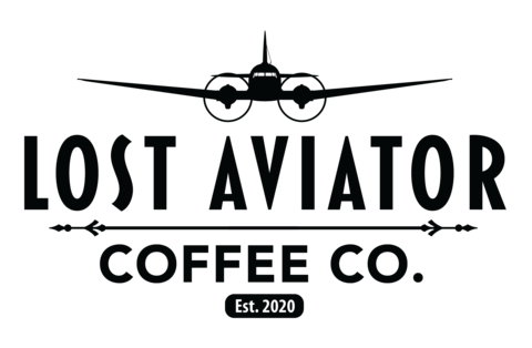 We're Now Selling Coffee- Lost Aviator Coffee!