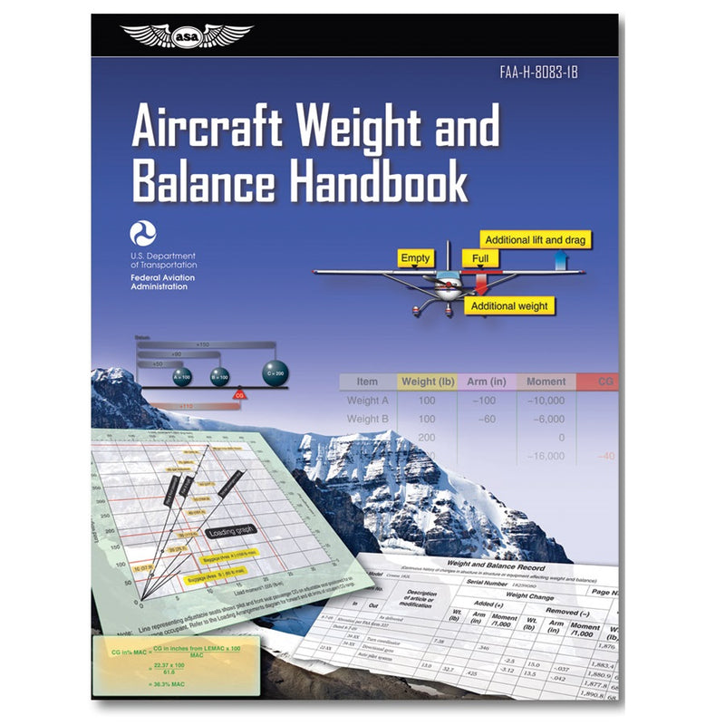 Aircraft Weight and Balance Handbook