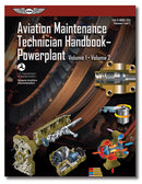 Aviation Maintenance Technician handbook - Powerplant, Volumes 1 & 2 (FAA)