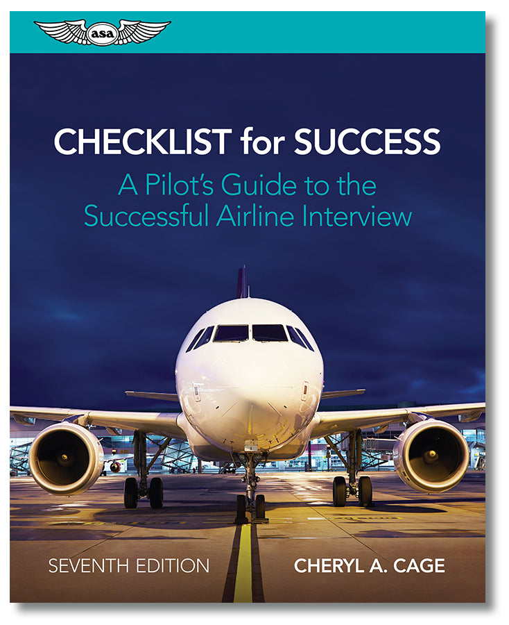Checklist for Success - A Pilot's Guide to the Successful Airline Interview