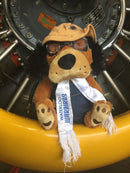 Dusty the Dog Aviator Plush Toy