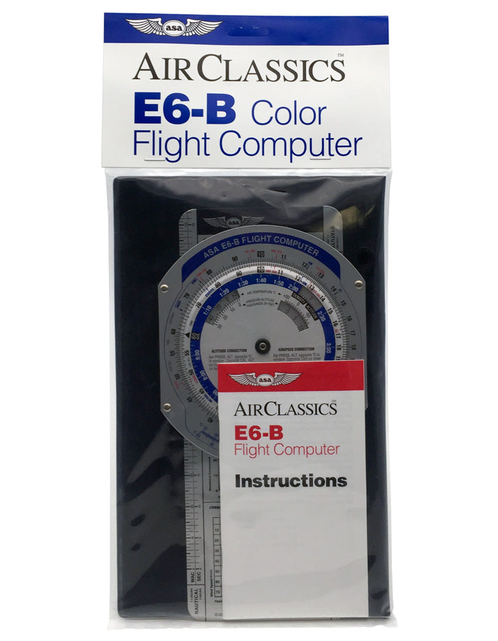 AirClassics E6-B Colour Flight Computer