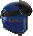 LIFT AVIATION FLIGHT HELMET AV1-KOR GOGGLE VERSION
