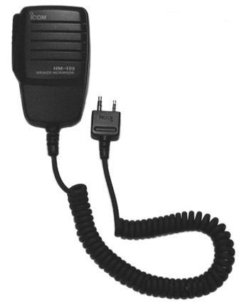 ICOM Hand Microphone for A4, A6 and A24 Radios