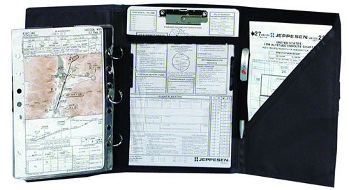 Jeppesen Trifold Kneeboard - IFR