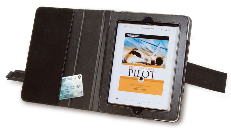ASA Kneeboard Portfolio for iPad, iPad 2 and iPad 3