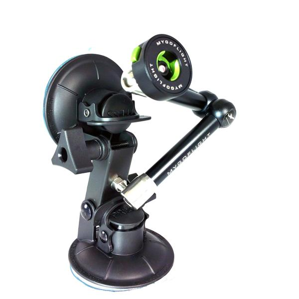 MGF Flex Double Suction Sport Mount