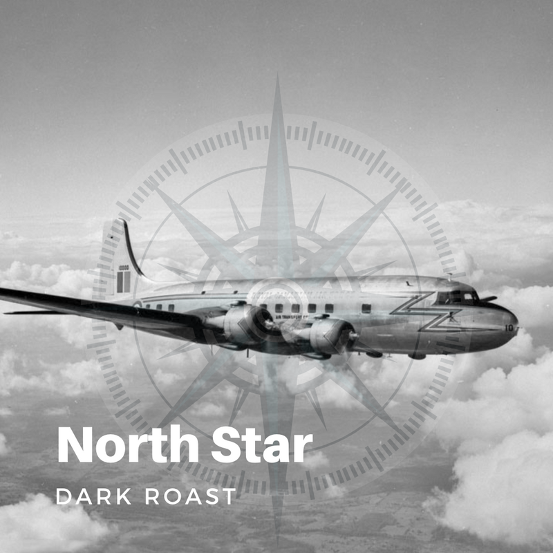 Lost Aviator Coffee - Dark