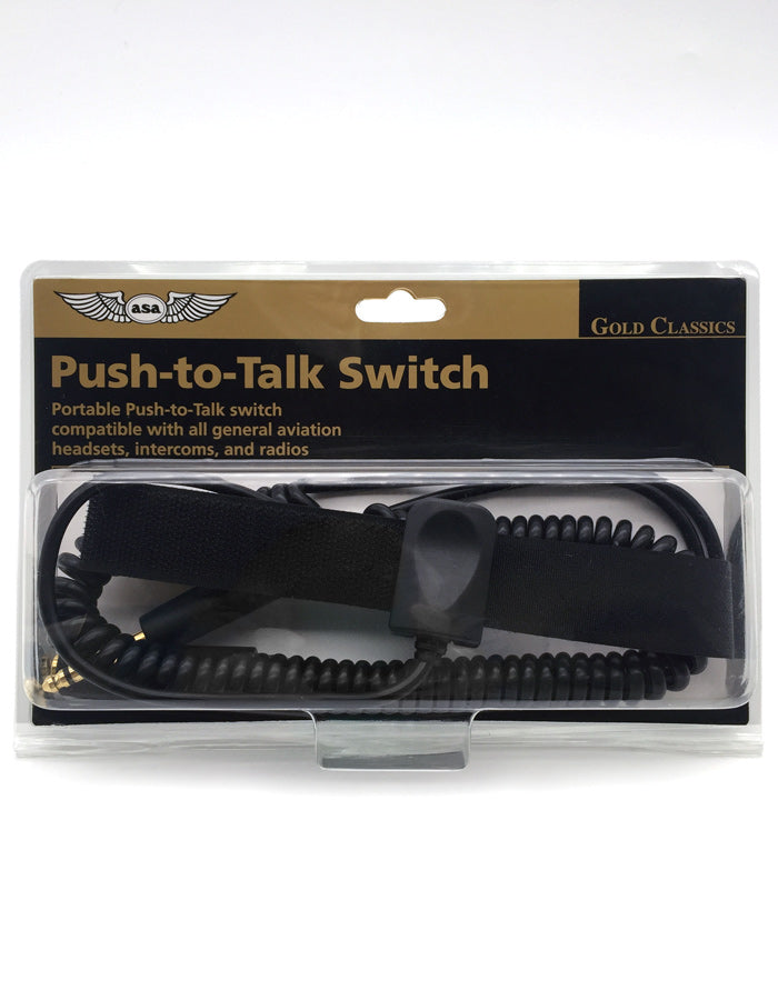 ASA Push-to-Talk Switch