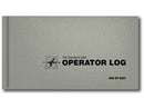 The Standard™ UAS Operator Log - Gray