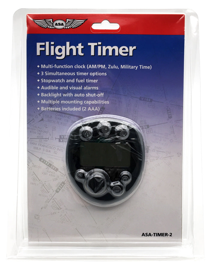 ASA Flight Timer - Multi-Function
