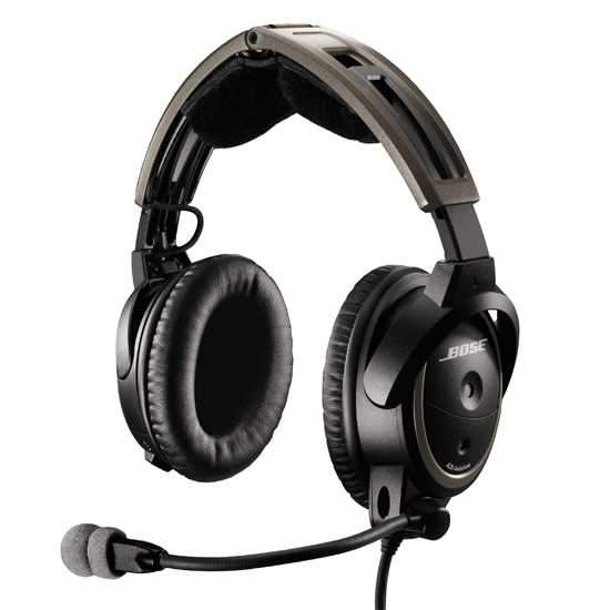 BOSE® A20® ANR Headset