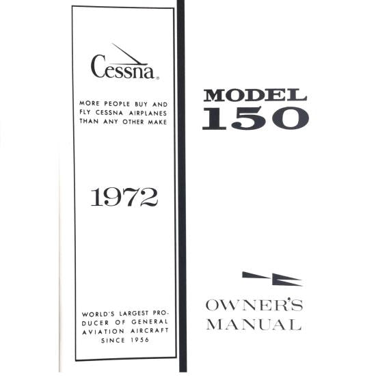 Cessna 150L (1972) Information Manual