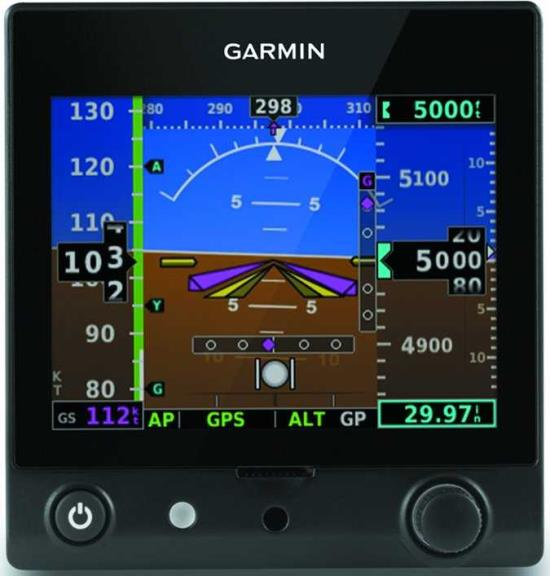 Garmin G5 for Certificated Aircraft - HSI w/ GAD 29B Kit