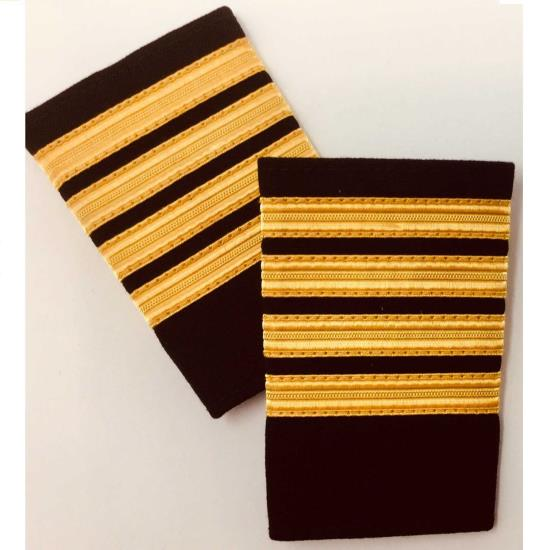 Epaulettes - 4 Bar Series
