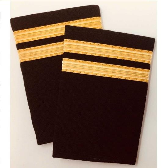 Epaulettes - 2 Bar Series