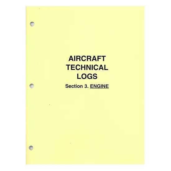 Aircraft Technical Logs, Section 3 - ENGINE - Yellow Cover