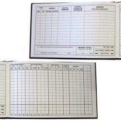 Pilot Log Book - Small