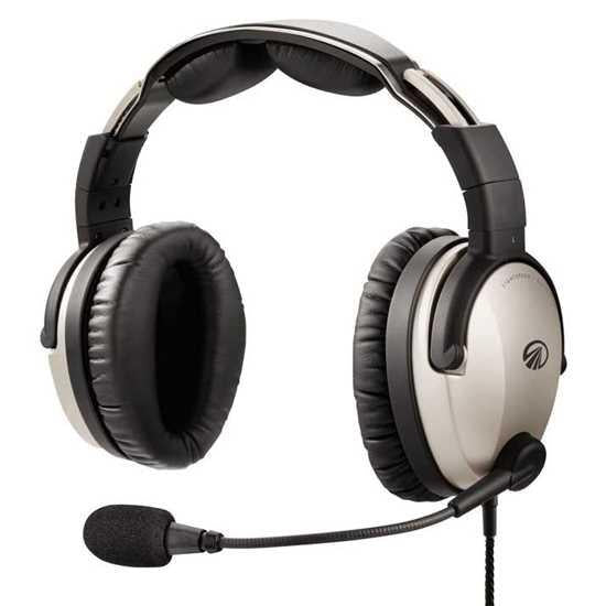 "Lightspeed ""Zulu 3"" ANR Headset w/ Bluetooth® (dual GA plugs)"
