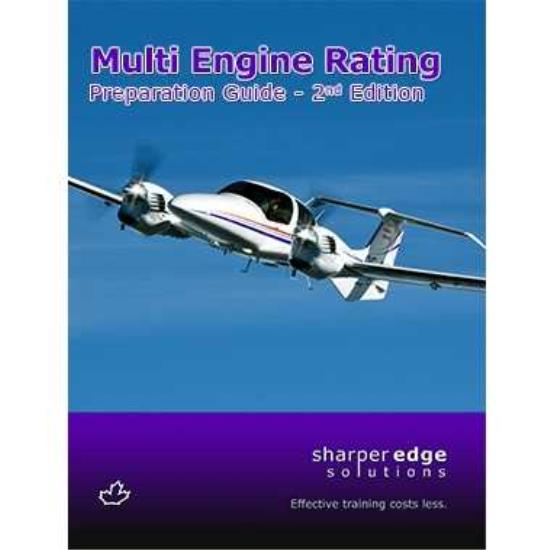 Multi Engine Rating Preparation Guide, 2nd Edition
