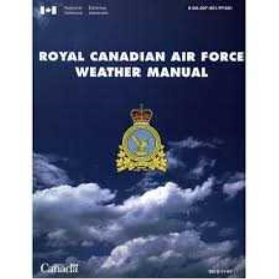 Royal Canadian Air Force Weather Manual w/ 2 CD's