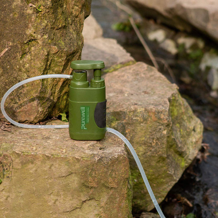 Outdoor Water Filter - gadgetsies