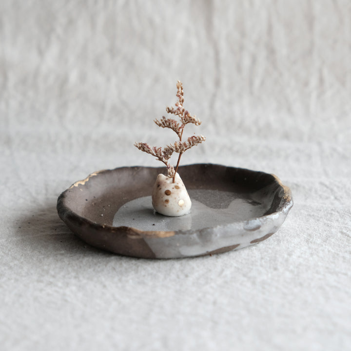 Wabi Sabi Guardian Dish | Little Frog