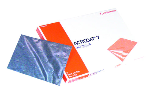 Acticoat 7 Antimicrobial Dressing - First Aid Distributions