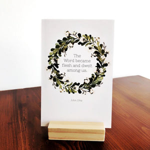 Advent Scripture Cards