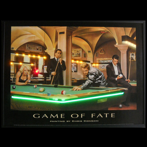 Game Of Fate Neon/Led Picture