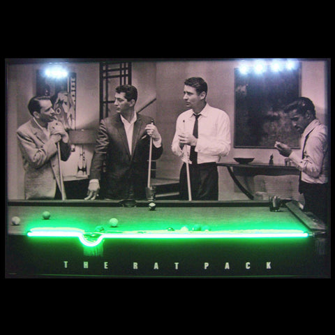 Rat Pack Neon/Led Picture