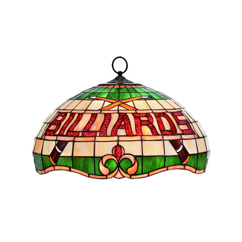 "16"" Cf Billiards Pendant"