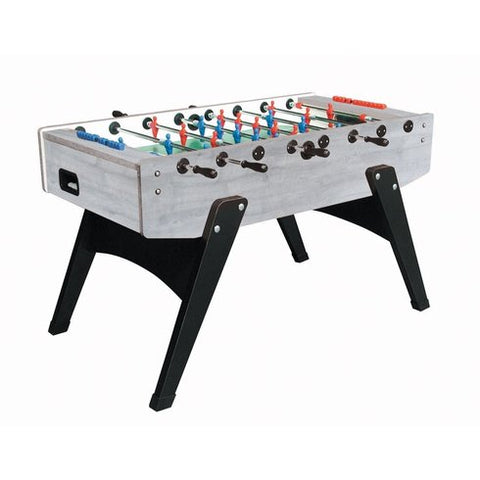 Garlando G-2000 Grey Oak Foosball Table