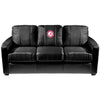 Image of Alabama Crimson Tide Collegiate Silver Sofa