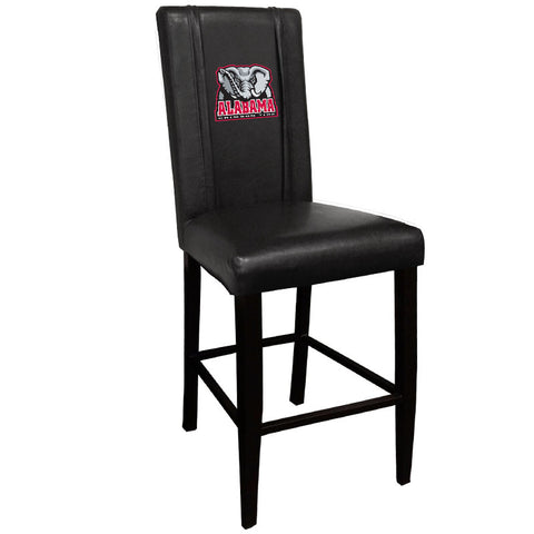 Alabama Crimson Tide Collegiate Bar Stool 2000 With Elephant Logo
