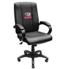 Image of Alabama Crimson Tide Collegiate Office Chair 1000 With Elephant Logo