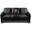 Image of Alabama Crimson Tide Collegiate Silver Sofa With Elephant Logo