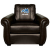 Image of Stony Brook Seawolves Collegiate Chesapeake Chair With Wolfie Logo