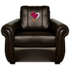 Image of Virginia Tech Hokies Collegiate Chesapeake Chair With Stand Logo