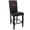 Image of Virginia Tech Hokies Collegiate Bar Stool 2000 With Feet Logo