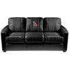 Image of Ball State Cardinals Collegiate Silver Sofa