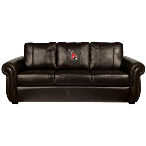 Ball State Cardinals Collegiate Chesapeake Sofa