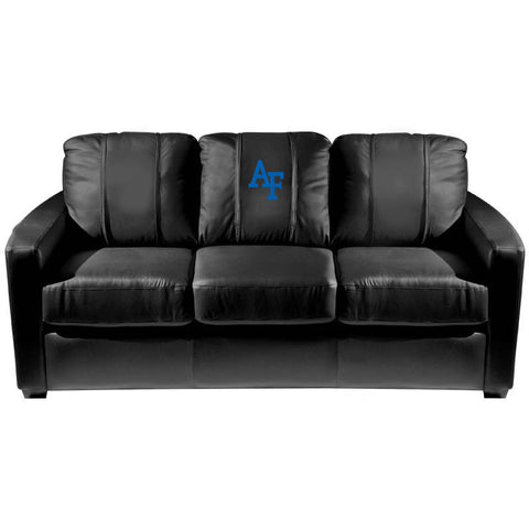 Air Force Falcons Collegiate Silver Sofa
