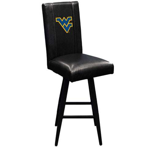 West Virginia Mountaineers Collegiate Bar Stool Swivel 2000