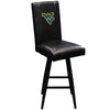 Image of West Virginia Mountaineers Collegiate Bar Stool Swivel 2000