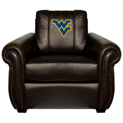 West Virginia Mountaineers Collegiate Chesapeake Chair