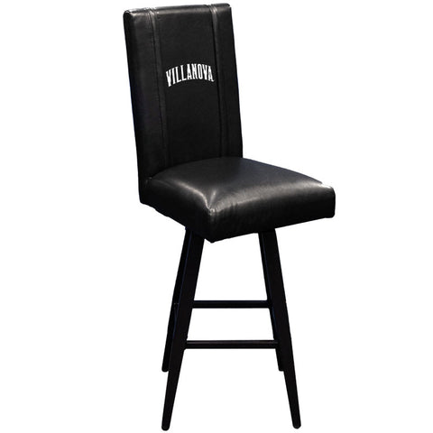 Villanova Wildcats Collegiate Bar Stool Swivel 2000 With Wordmark Logo