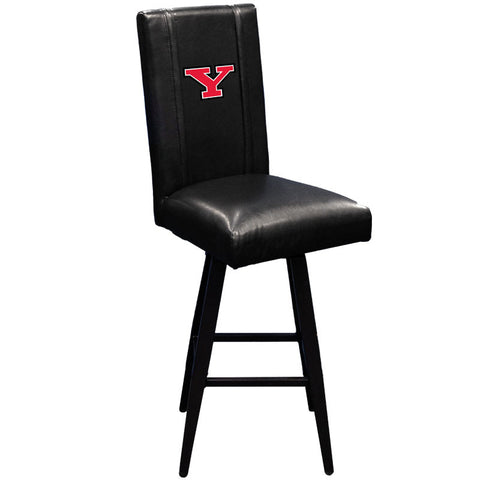Youngstown State Penguins Collegiate Bar Stool Swivel 2000 With Secondary Logo
