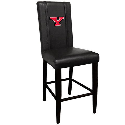 Youngstown State Penguins Collegiate Bar Stool 2000 With Secondary Logo