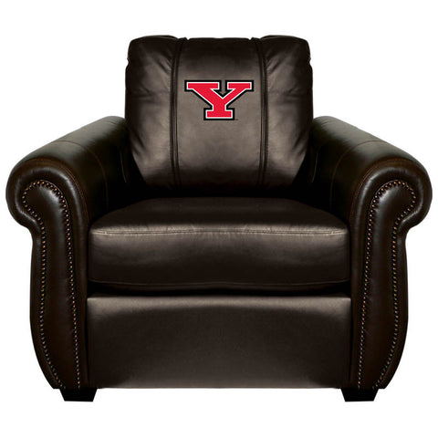 Youngstown State Penguins Collegiate Chesapeake Chair With Secondary Logo